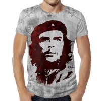 Мужская футболка 3D Че Гевара